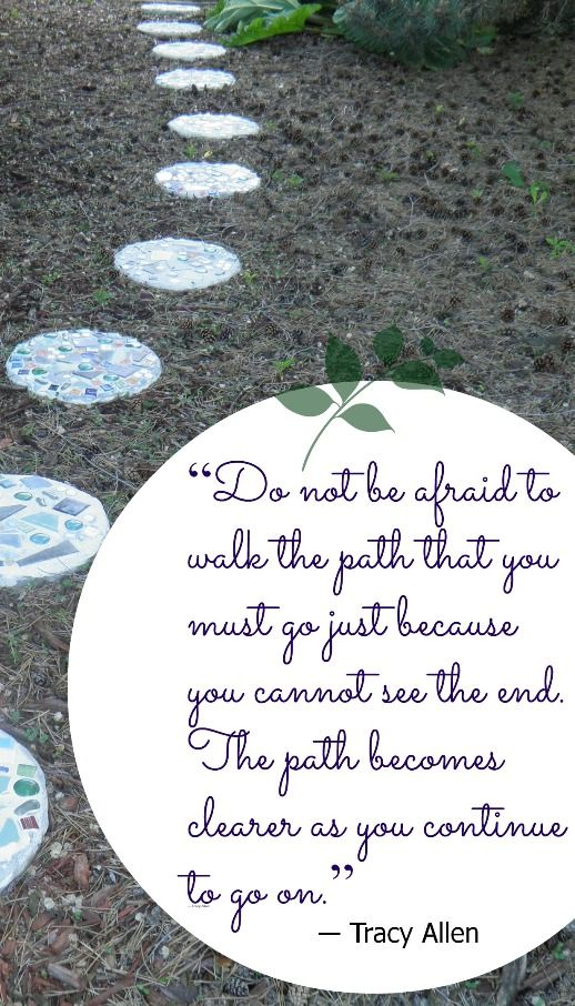 An Inch Of Inspiration Scriptures Quotes On Life Paths Bravely